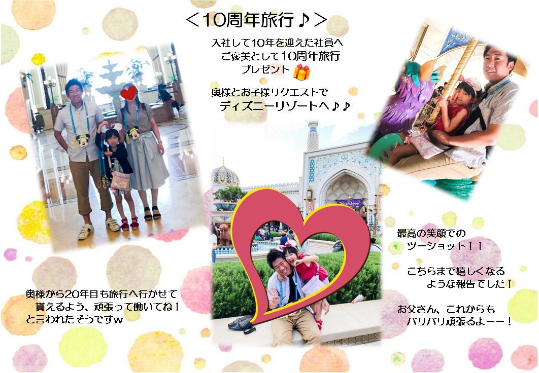 10周年旅行(近藤)
